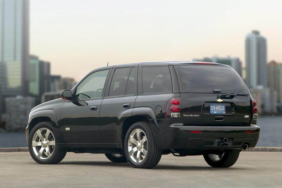 Chevrolet TrailBlazer Sport Utility Models, Price, Specs, Reviews | Cars.com