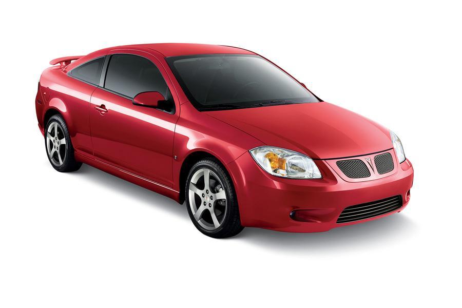 2009 Pontiac G5 Photo 3 of 8