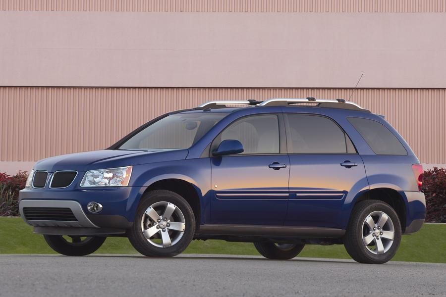2009 Pontiac Torrent Photo 1 of 3