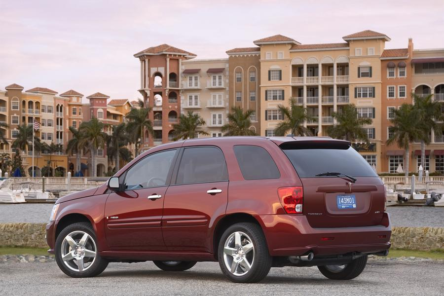 2009 Pontiac Torrent Photo 3 of 3