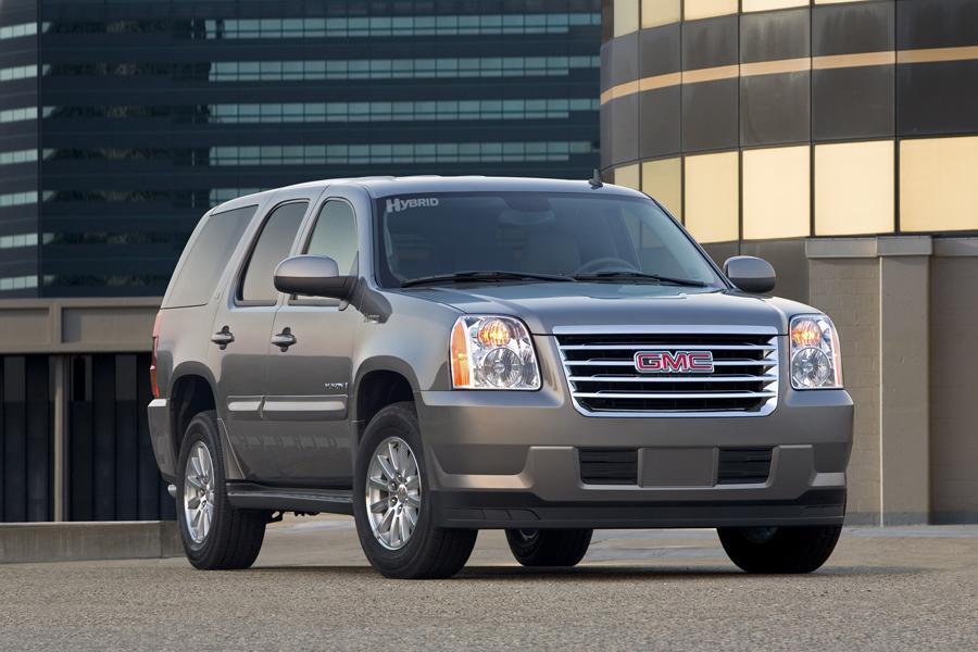 2009 GMC Yukon Hybrid Photo 1 of 14