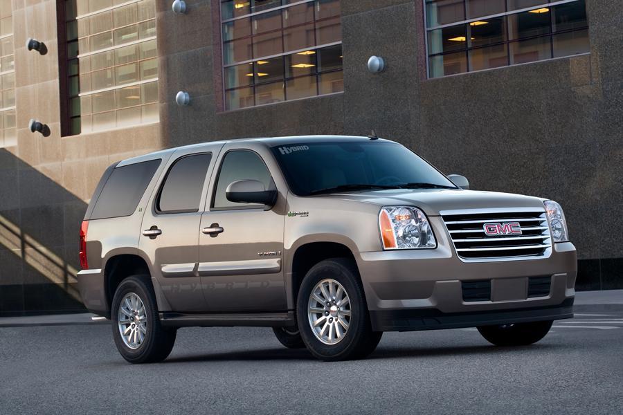 2009 GMC Yukon Hybrid Photo 4 of 14