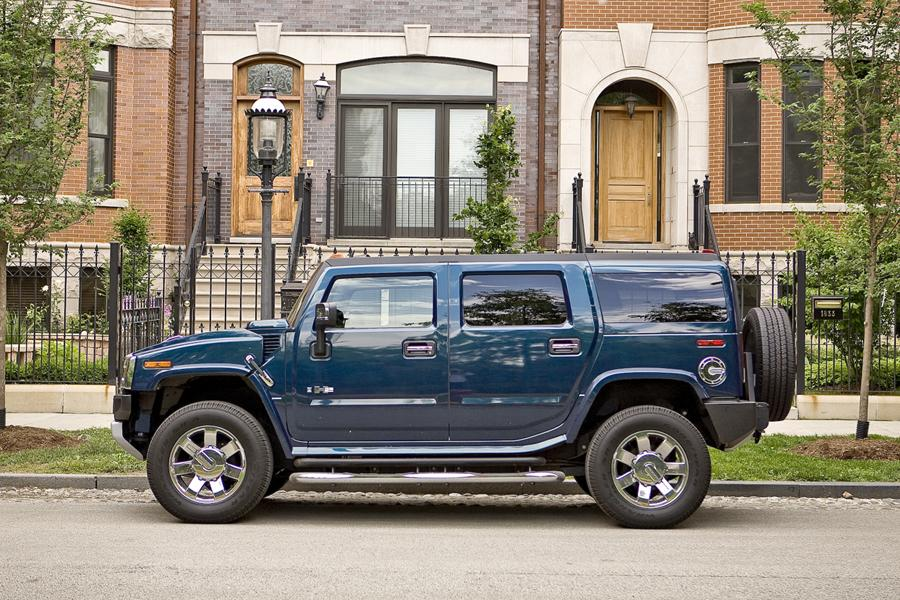 2009 Hummer H2 Photo 2 of 21
