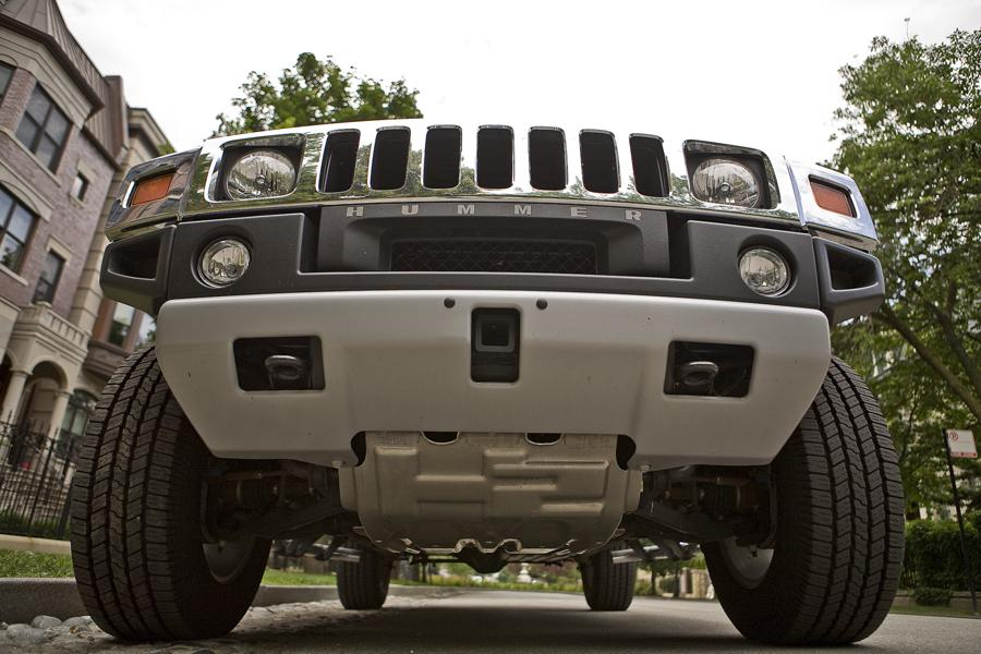 2009 Hummer H2 Photo 3 of 21