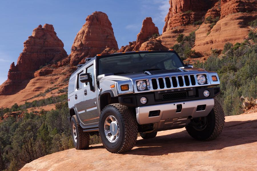 2009 Hummer H2 Photo 4 of 21