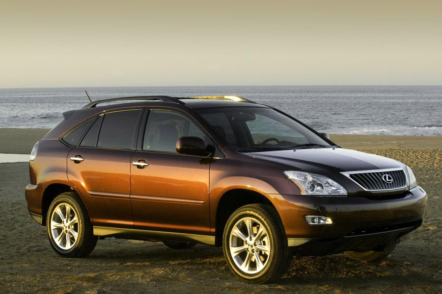 2009 lexus rx 350 overview. Black Bedroom Furniture Sets. Home Design Ideas