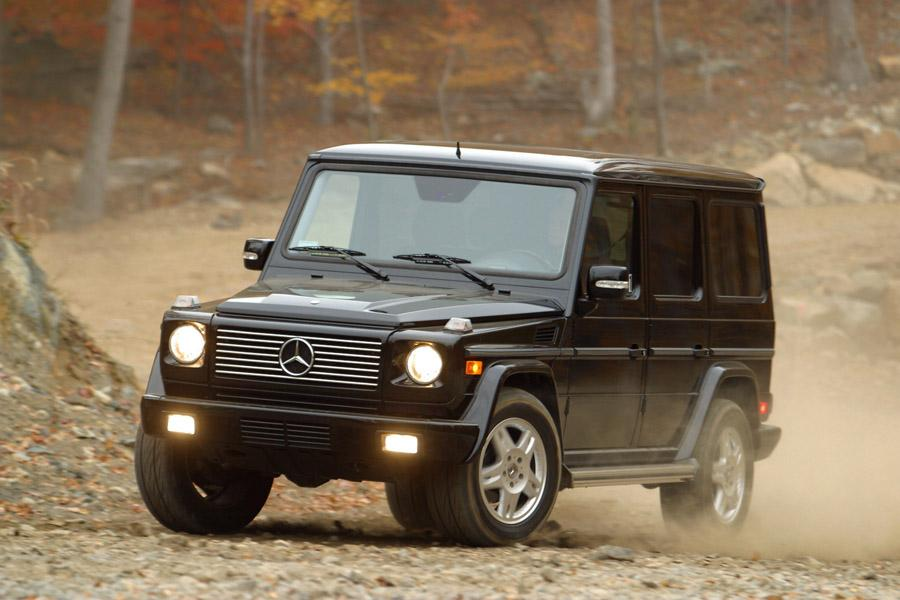 2009 Mercedes-Benz G-Class Photo 2 of 11