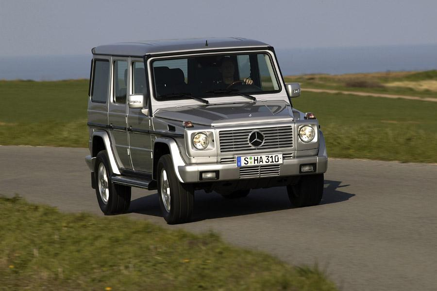 2009 Mercedes-Benz G-Class Photo 3 of 11