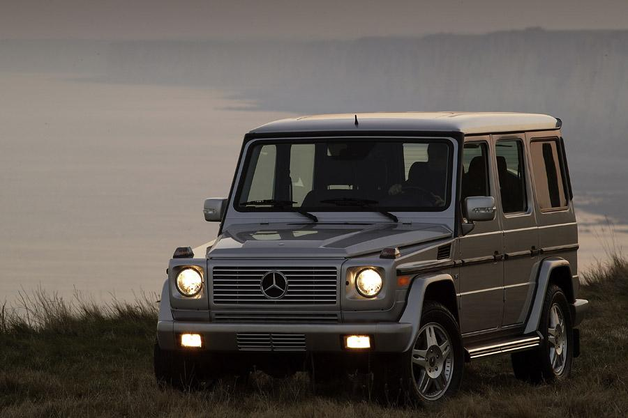 2009 Mercedes-Benz G-Class Photo 4 of 11