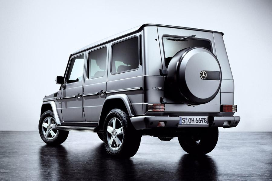 2009 Mercedes-Benz G-Class Photo 5 of 11