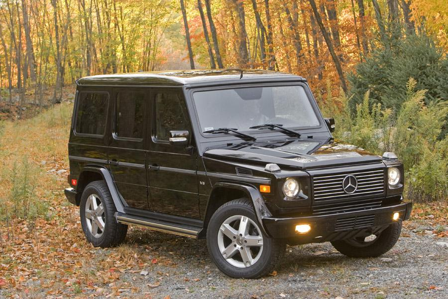 2009 Mercedes-Benz G-Class Photo 6 of 11