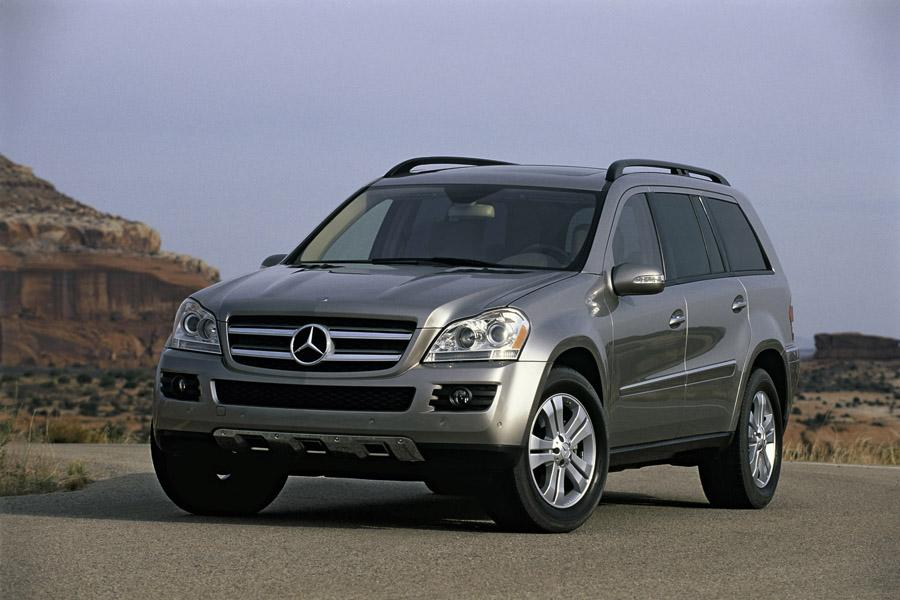 2009 mercedes benz gl class overview for Mercedes benz 2007 gl450 accessories