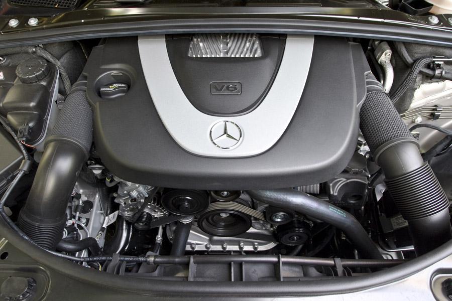 2009 Mercedes-Benz R-Class Photo 6 of 11