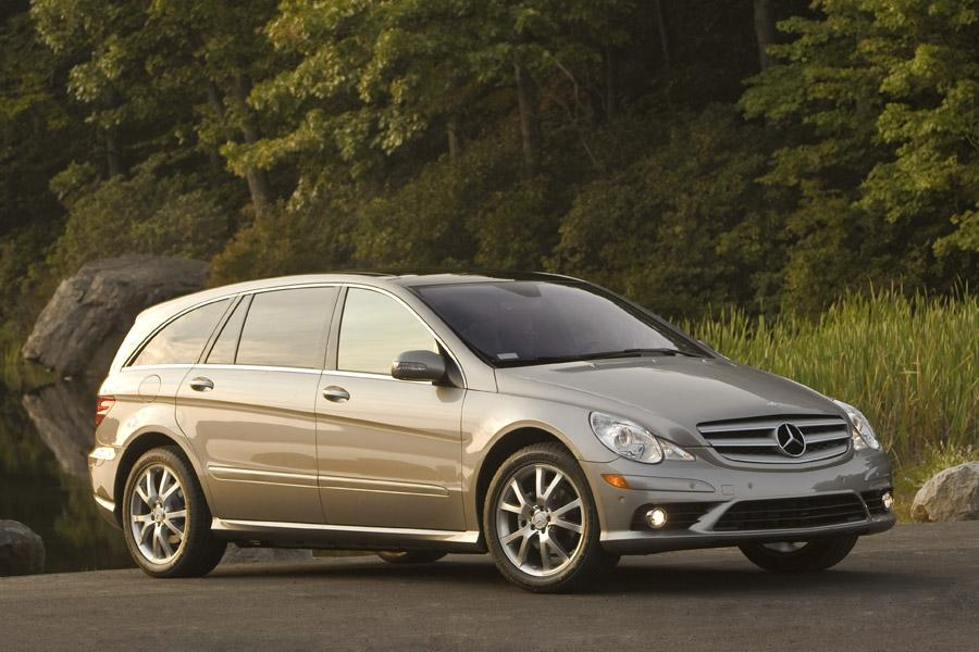 2009 mercedes benz r class reviews specs and prices for Mercedes benz c class 2006 price