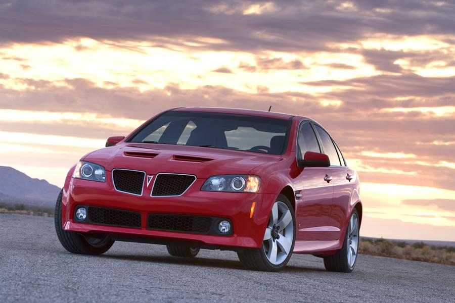 Pontiac G8 Sedan Models, Price, Specs, Reviews | Cars.com