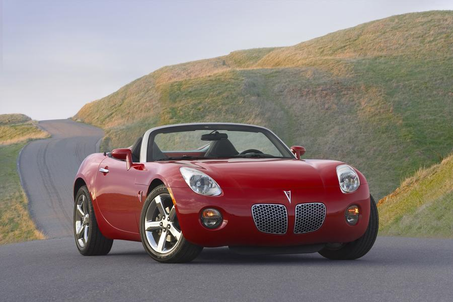 2009 Pontiac Solstice Photo 2 of 18