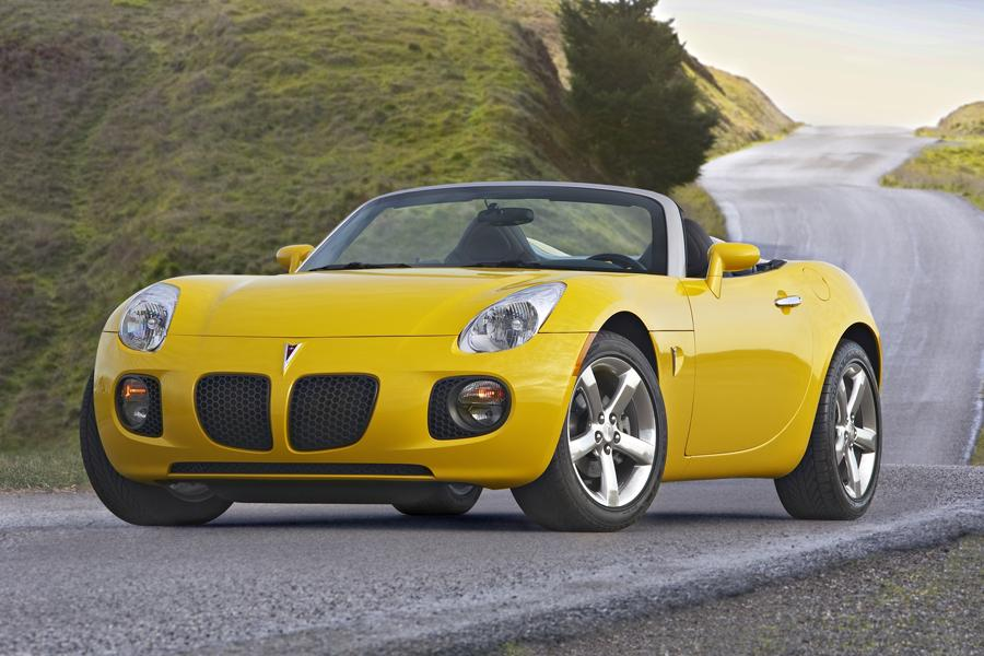 2009 Pontiac Solstice Photo 1 of 18