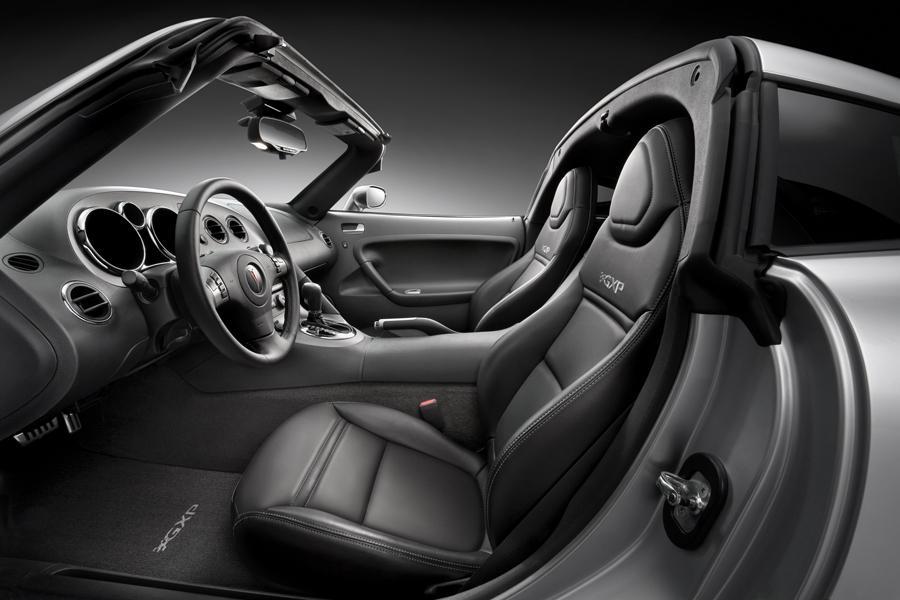 Pontiac Solstice Convertible Models Price Specs Reviews