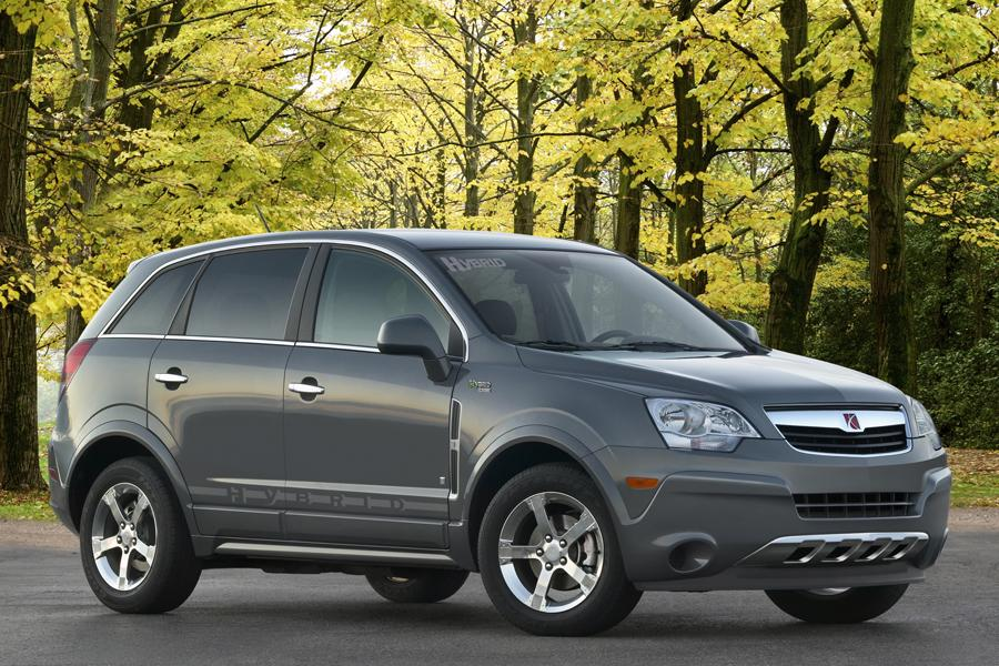 2009 Saturn Vue Hybrid Photo 2 of 8