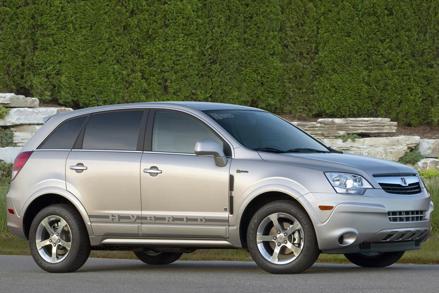 2009 Saturn Vue Hybrid Photo 5 of 8