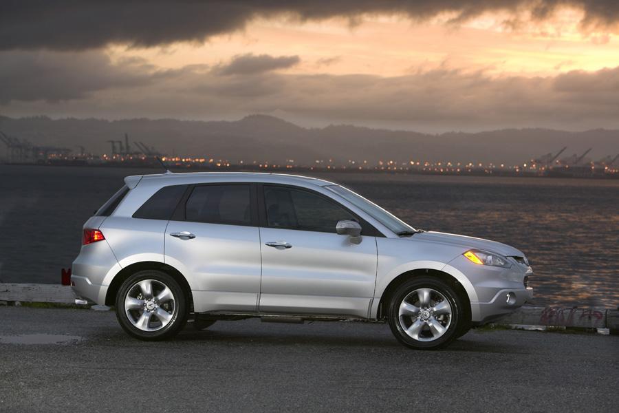 2009 Acura RDX Photo 2 of 11