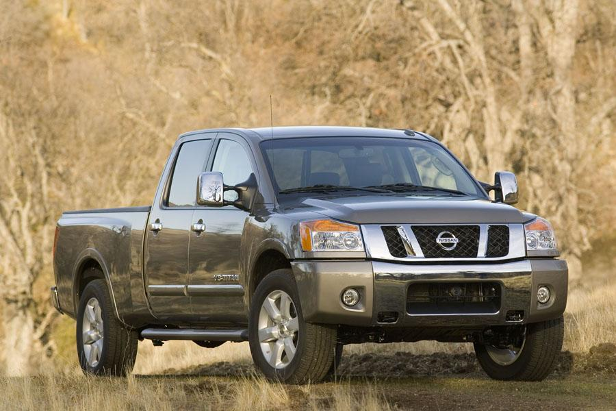 2009 Nissan Titan Photo 1 of 19