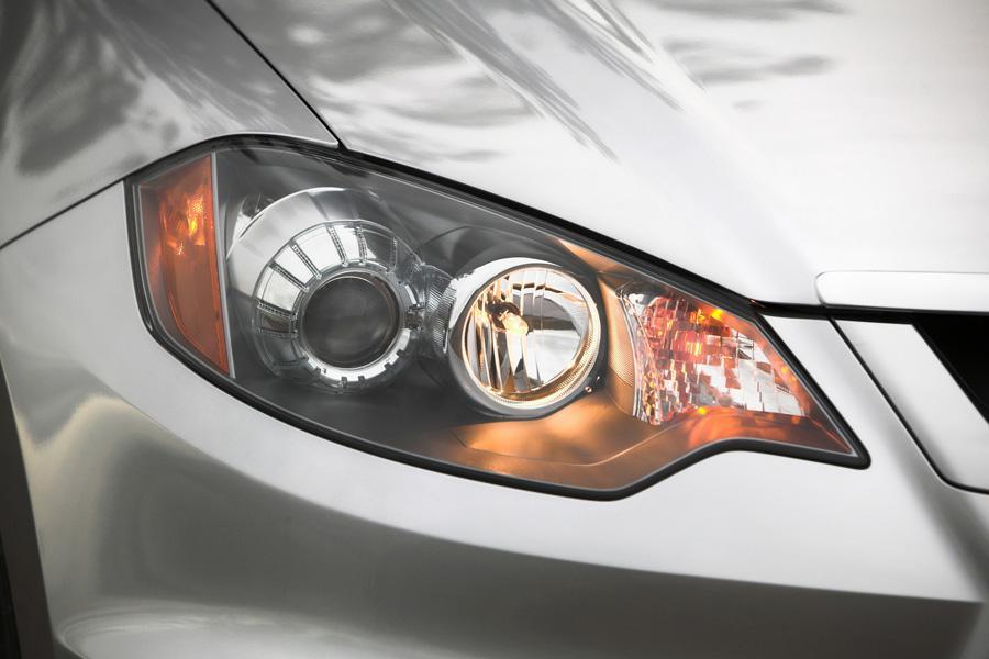 2009 Acura RDX Photo 4 of 11