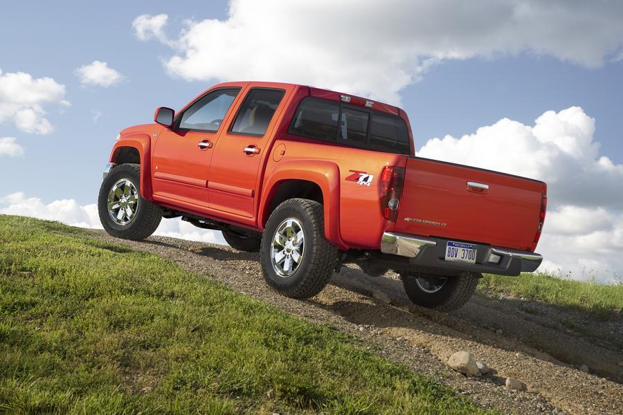 2009 Chevrolet Colorado Photo 2 of 15