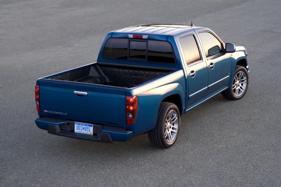 2009 Chevrolet Colorado Photo 4 of 15