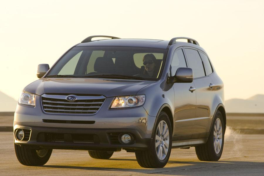 2009 Subaru Tribeca Photo 4 of 16