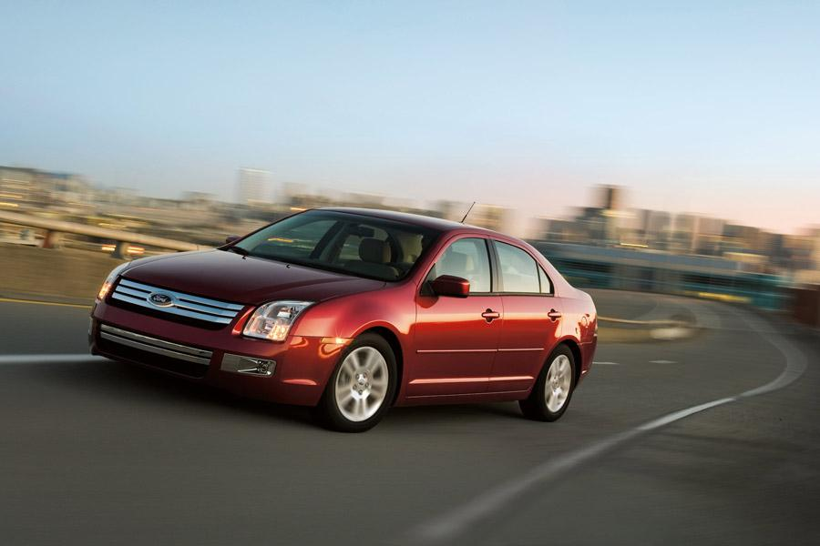 2009 Ford Fusion Photo 4 of 9