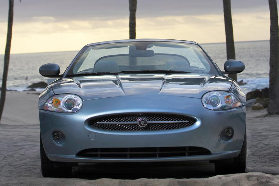 2009 Jaguar XK Photo 3 of 10
