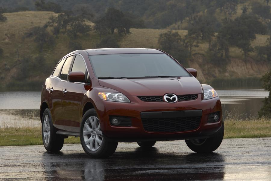 Best 8 Passenger Suv >> 2009 Mazda CX-7 Reviews, Specs and Prices | Cars.com
