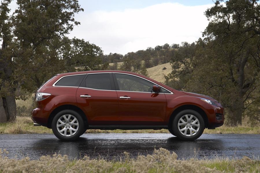2009 Mazda CX-7 Photo 4 of 25
