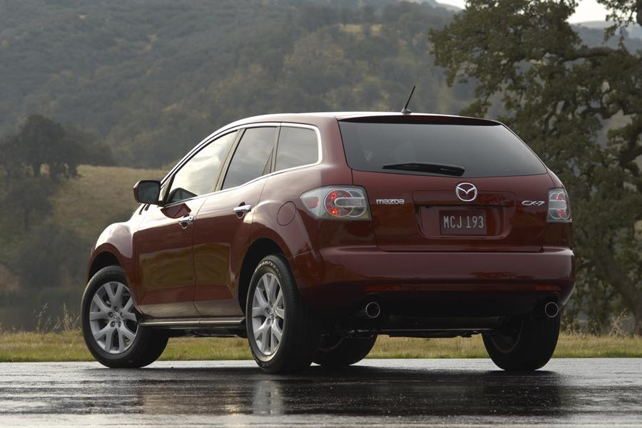 2009 mazda cx 7 reviews specs and prices. Black Bedroom Furniture Sets. Home Design Ideas