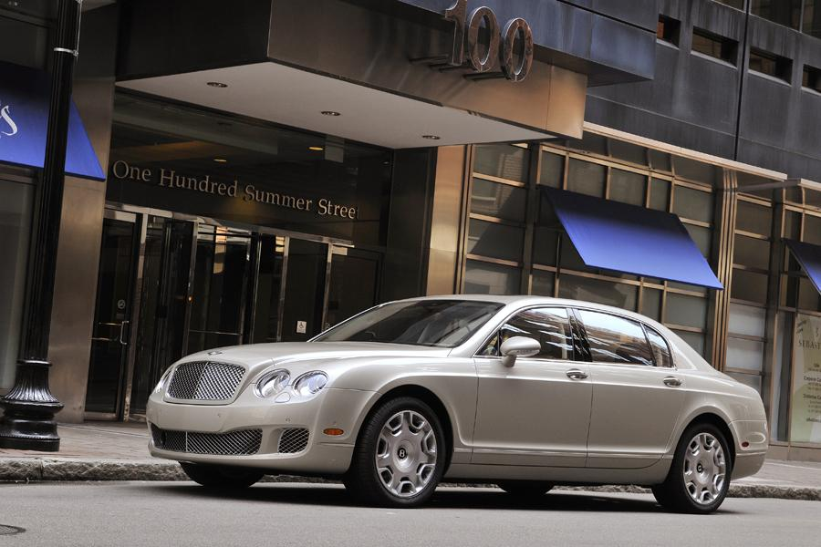 2009 Bentley Continental Flying Spur Photo 1 of 19