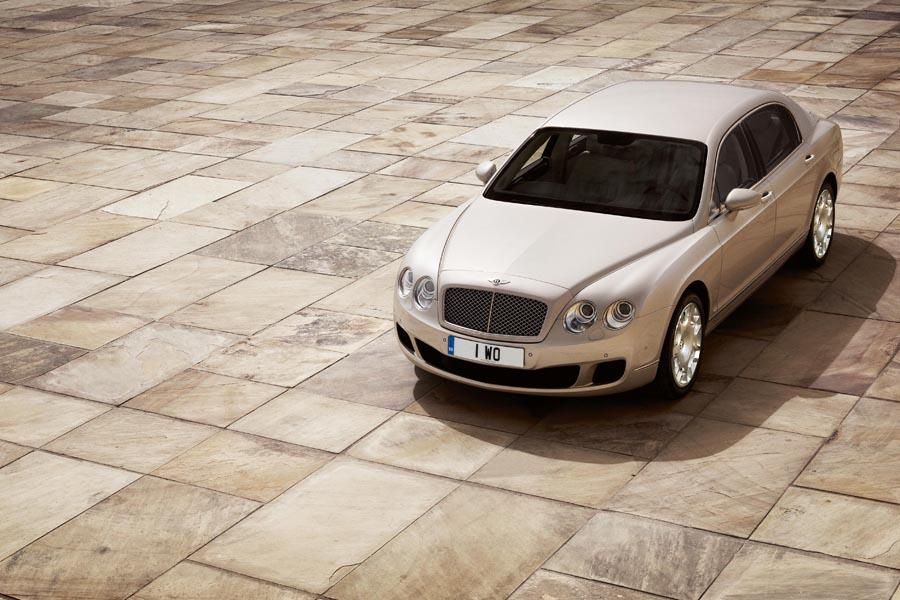 2009 Bentley Continental Flying Spur Photo 2 of 19