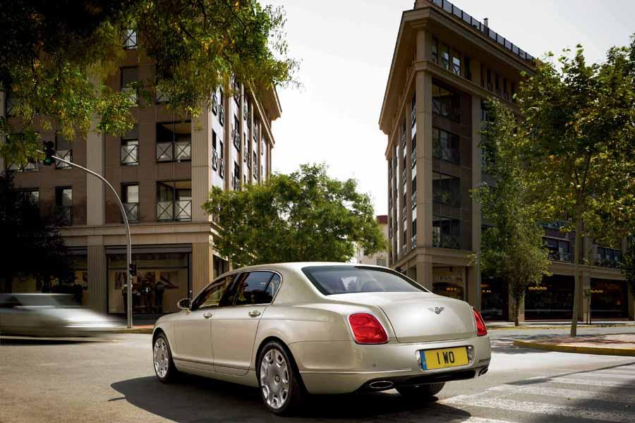 2009 Bentley Continental Flying Spur Photo 3 of 19