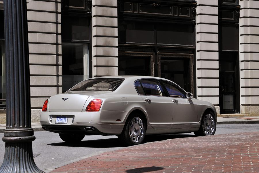 2009 Bentley Continental Flying Spur Photo 6 of 19