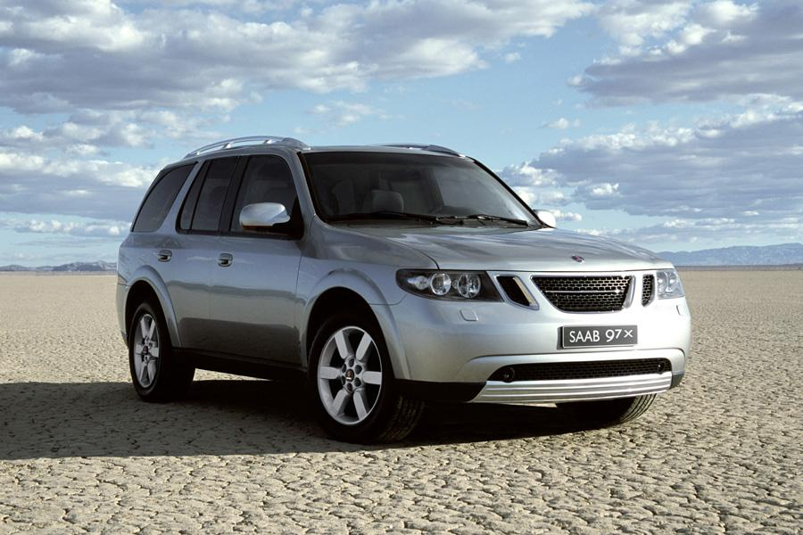 2009 Saab 9-7X Photo 2 of 20