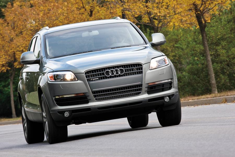 2009 Audi Q7 Photo 3 of 17