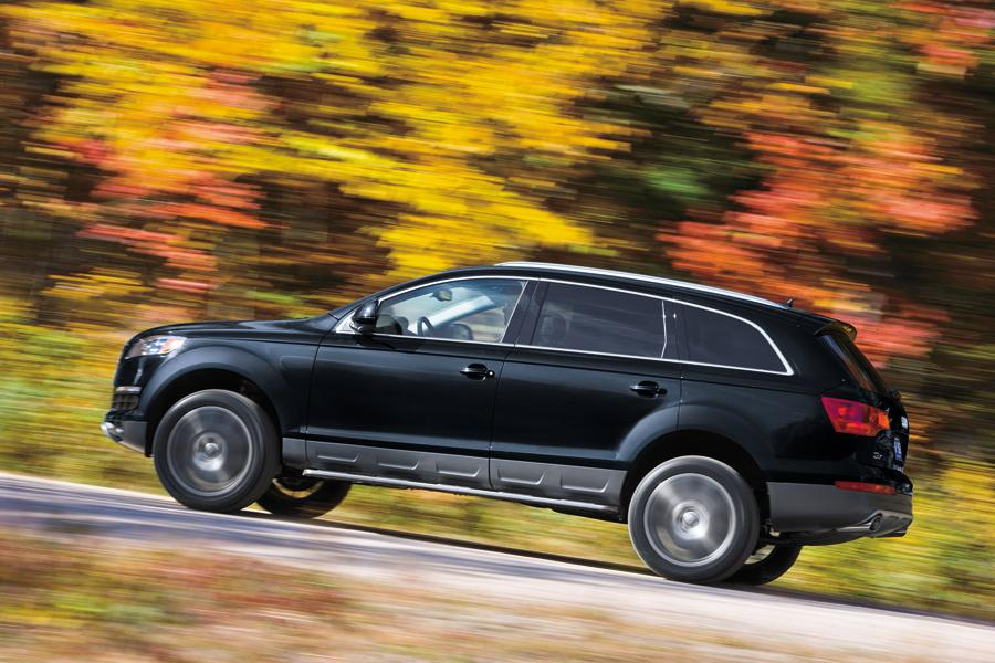 2009 Audi Q7 Photo 5 of 17