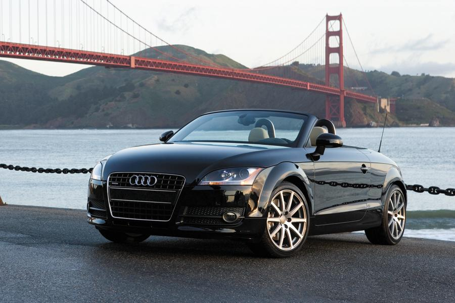2009 audi tt overview. Black Bedroom Furniture Sets. Home Design Ideas