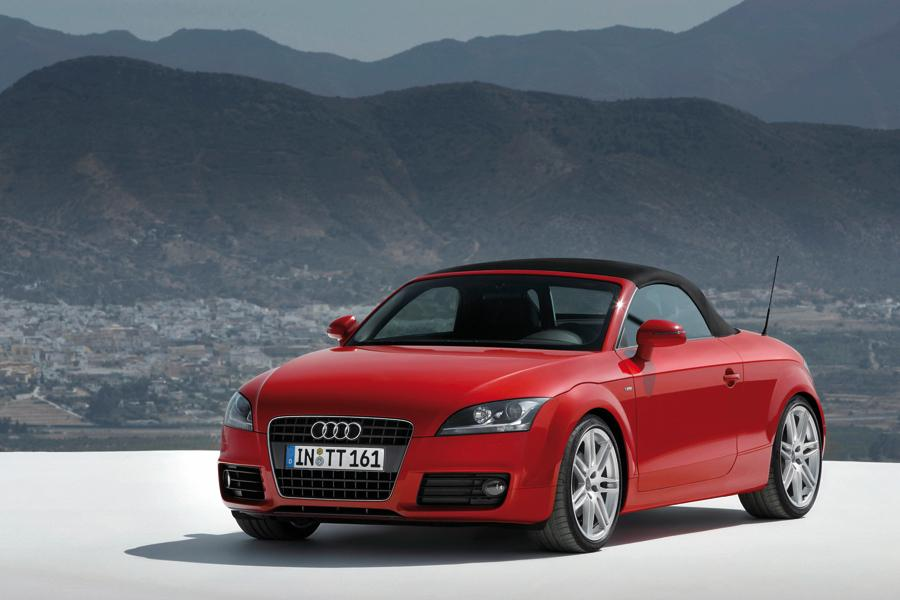 2009 audi tt reviews specs and prices. Black Bedroom Furniture Sets. Home Design Ideas