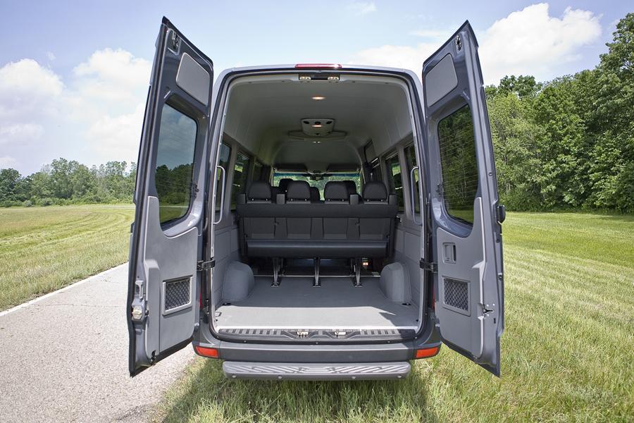 dodge sprinter cargo van models price specs reviews. Black Bedroom Furniture Sets. Home Design Ideas