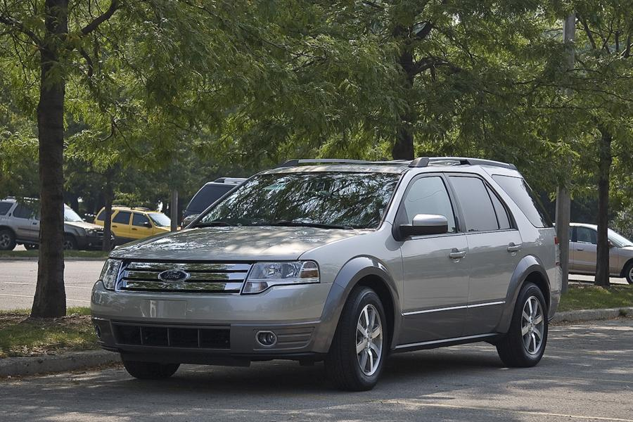 2009 Ford Taurus X Photo 5 of 21