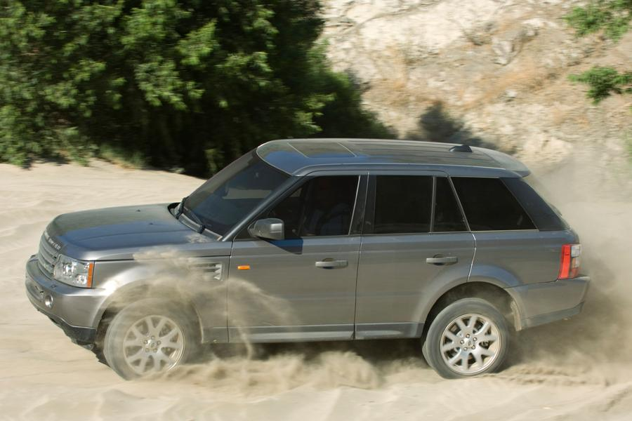2009 Land Rover Range Rover Sport Photo 3 of 18
