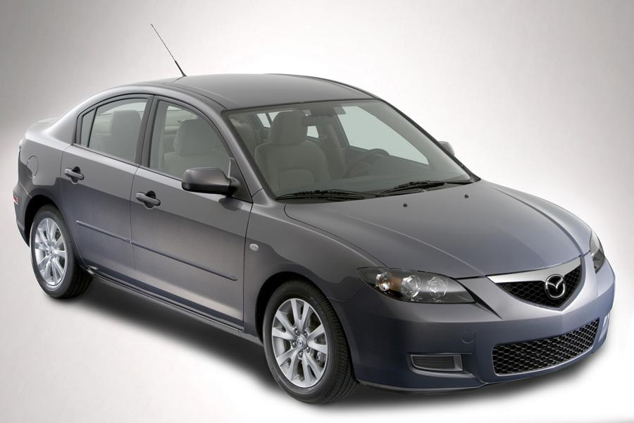 2009 mazda mazda3 overview. Black Bedroom Furniture Sets. Home Design Ideas