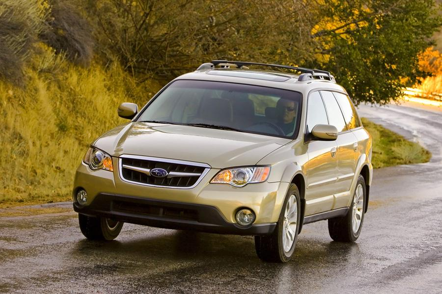 2009 Subaru Outback Photo 6 of 20