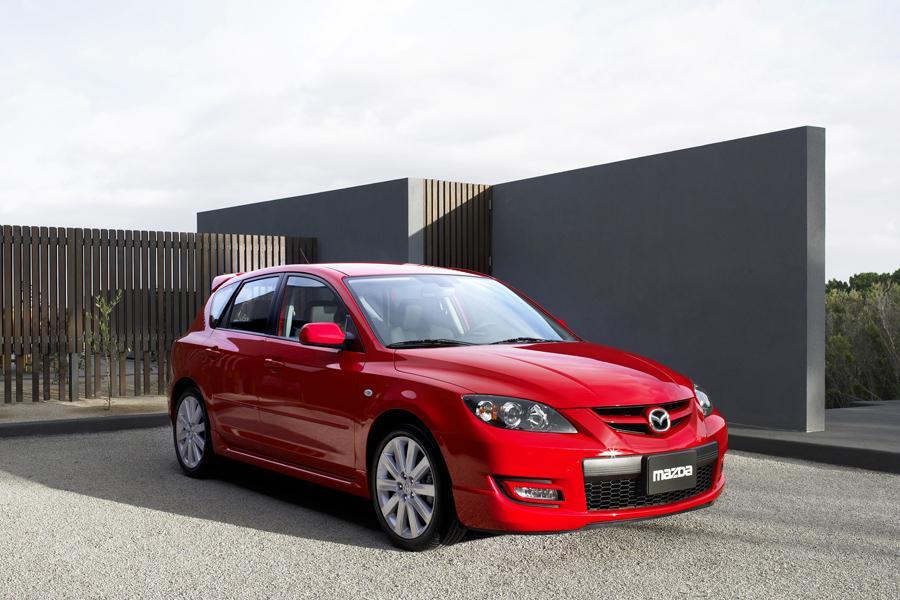 2009 Mazda MazdaSpeed3 Photo 3 of 22